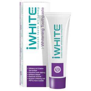 iWhite Instant Teeth Whitening Toothpaste (75 ml)
