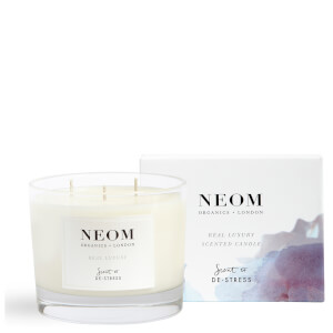 "Bougie parfumée ""Real Luxury"" de NEOM Organics"
