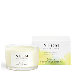 NEOM Organics Feel Refreshed Travel Scented Candle: Image 1