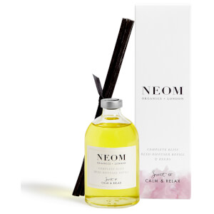 NEOM Organics Reed Diffuser Refill: Complete Bliss (100 ml)