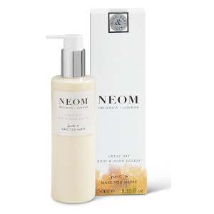 Balsam do ciała i rąk NEOM Organics Great Day (250 ml)
