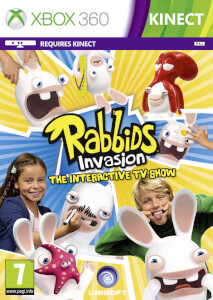 Rabbids Invasion: The Interative TV Show