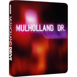 Mulholland Drive - Zavvi Exclusive Limited Edition Steelbook (Ultra Limited Print Run with Full Gloss Finish. Limited to 2000 Copies.)
