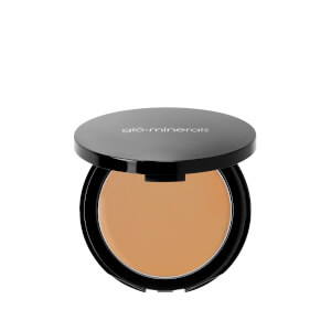 glo minerals Pressed Base - Honey Medium
