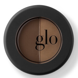 Glo Skin Beauty Brow Powder Duo - Brown 1.1g