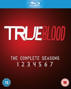 True Blood - Seasons 1-7