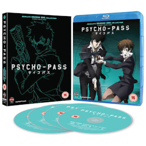 Psycho-Pass - The Complete Series One
