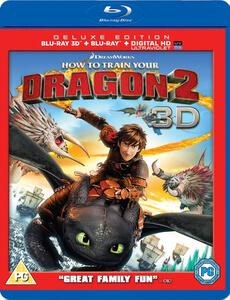 Dragons 2 3D (+UV)