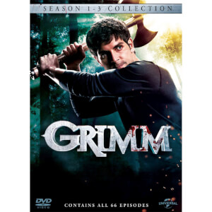 Grimm - Seasons 1-3