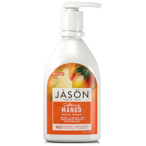 JASON bagnoschiuma emolliente al mango 887 ml