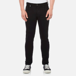 rag & bone Men's Fit 1 Tapered Jeans - Black