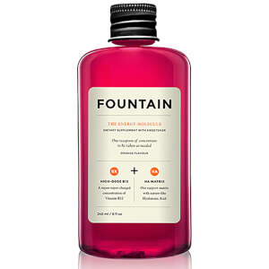 Complemento alimentario de belleza Fountain The Energy Molecule