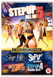 Step Up 1-5 Boxset