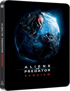 Alien Vs. Predator 2: Requiem - Steelbook Edition (UK EDITION)