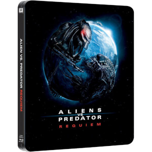 Alien Vs. Predator 2: Requiem - Edición Steelbook