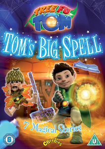 Tree Fu Tom: Tom's Big Spell - Volume 6