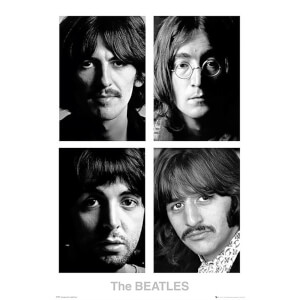 The Beatles White Album - Maxi Poster - 61 x 91.5cm