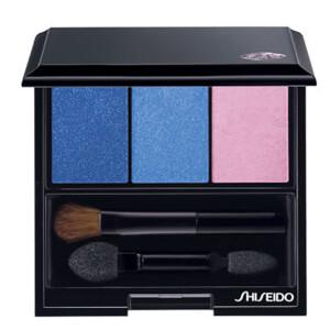 Shiseido Trio Couleurs Ombres à Paupières Iluminants BL310 - Bleu Vive (3g)