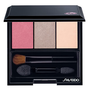Luminizing Satin Eye Color Trio RD711 - dans la teinte Sable rose de Shiseido 3g
