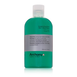 Anthony Invigorating Rush Hair and Body Wash