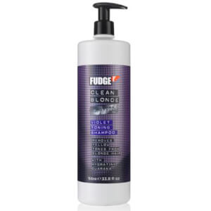 Fudge Clean Blond Violet Shampoo (1000 ml)