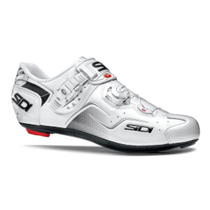 Sidi Kaos Road Shoes - White/White