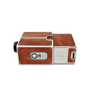 Smartphone Projector 2.0 - Brown