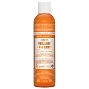 Dr. Bronner Organic Citrus Hair Conditioner Rinse (236ml)