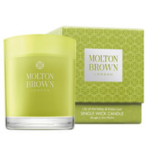 Molton Brown Lily of the Valley and Violet Leaf Single Wick Candle