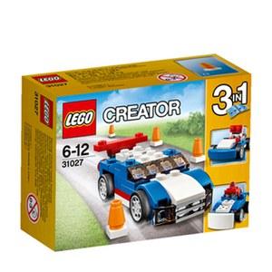 LEGO Creator: Blue Racer (31027)