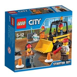 LEGO City: Demolition Starter Set (60072)