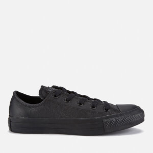 Converse Chuck Taylor All Star Ox Trainers - Black Mono