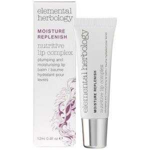 Elemental Herbology Nutritive Lip Complex Plumping and Moisturising Lip Balm (12ml)