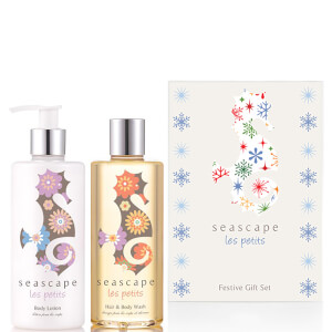 Seascape Island Apothecary Les Petits Festive Gift Set (Worth £20.00)