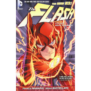 The Flash: Move Forward - Volume 1 (The New 52) Paperback Graphic Novel