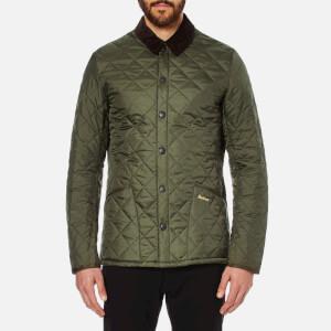 Barbour Heritage Men's Liddesdale Quilt Jacket - Olive