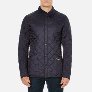 Barbour Men's Heritage Liddesdale Quilt Jacket - Navy