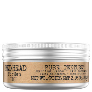 TIGI Bed Head for Men Pure Texture Pasta Modellante (83g)