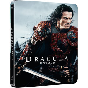 Dracula Untold - Zavvi UK Exclusive Limited Edition Steelbook