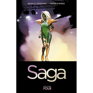 Saga - Volume 4 Graphic Novel