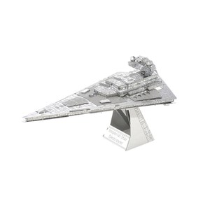 Star Wars Imperial Star Destroyer Metal Construction Kit