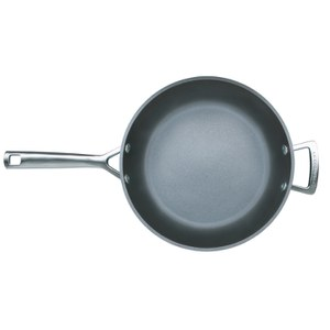 Le Creuset Toughened Non-Stick Deep Frying Pan - 28cm