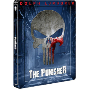 The Punisher (Dolph Lundgren) - Limited Edition Steelbook