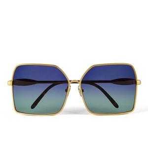 Wildfox Women's Fontaine Sunglasses - Gold