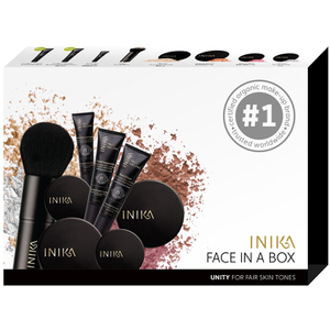 INIKA Face in a Box Starter Kit trucco completo Unity