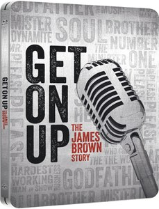 Get On Up - Steelbook Exclusif Limité pour Zavvi