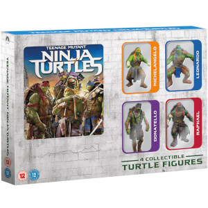 Teenage Mutant Ninja Turtles – Zavvi Exclusive Limited Edition Figure Pack