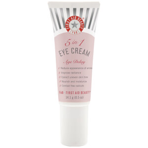Crema 5 en 1 para los ojos First Aid Beauty