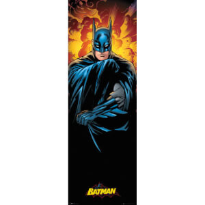 DC Comics Justice League Batman - Door Poster - 53 x 158cm