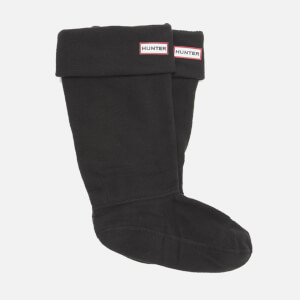 Hunter Boot Socks - Black